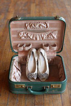 Wedding Suitcase
