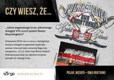 Polak, Węgier, dwa bratanki! Przepnij Pina! Pomóż nam promować ideę nowoczesnego patriotyzmu. Surge Polonia
