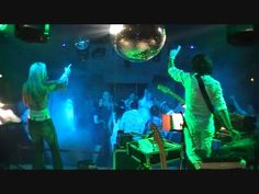 Sunset Beach club party at Moonlight bar