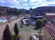 Córregos - distrito de Conceição do Mato Dentro - Minas Gerais