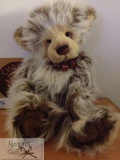 Donnie by Charlie Bears - Charlie Bears UK