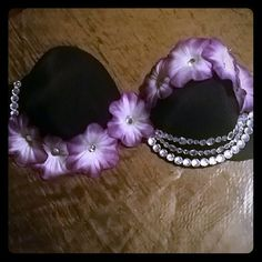 8d6bdd78884a4 Hand Crafted Rave Bra (Can Make Custom Orders) Hand crafted (by me)