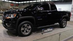 when will the 2015 chevy colorado be available