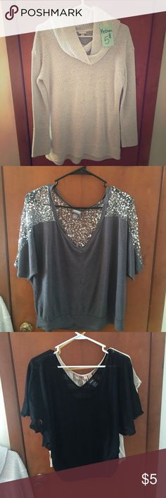 Clothes Good condition clothing Tops Crop Tops
