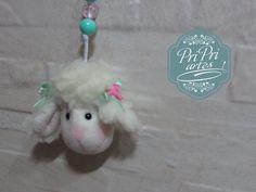 Chaveiro ovelhinha