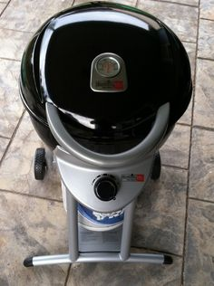 Review of the Char-Broil Patio Bistro Infrared Gas Grill.