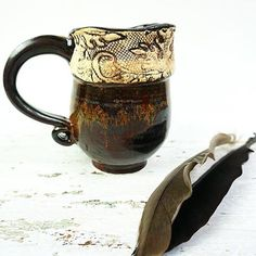 WANT. Photo by Lee Wolfe Pottery