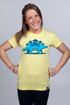Johnny Cupcakes dinosaur shirt!