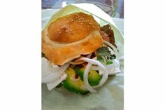 Sandwich of the Week: La Más Cabrona Cemita   The Daily Meal