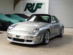 RUF Porsche CTR2.