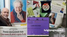 Premio Iside 2018 | Luigi Pagano Art Luigi, Opera, Books, Art, Master's Degree, Art Background, Libros, Opera House, Book