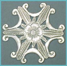 Rare French Design Palais Royal Silk/Thread Winder; Circa 1820