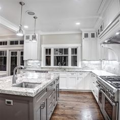 Supreme Kitchen Remodeling Choosing Your New Kitchen Countertops Ideas. Mind Blowing Kitchen Remodeling Choosing Your New Kitchen Countertops Ideas. Kitchen Decorating, Home Decor Kitchen, New Kitchen, Ranch Kitchen, Kitchen White, Awesome Kitchen, Kitchen Nook, Kitchen Layout, Country Kitchen