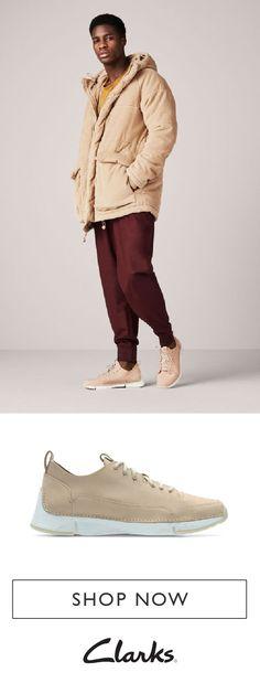 Red Nubuck Clarks Women/'s Tri Sense Low-Top Sneakers Red 7 UK