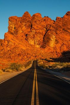 Valley Of Fire State Park Overton Nevada by James Marvin Phelps.... #Relax more with healing sounds: