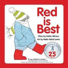 favorite red book ;