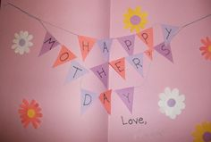 NEWEST DIY MOTHERS DAY CARDS | DIY: Mother's Day Card | Average Girl's Life