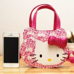 Hello Kitty children bags for girls HelloKitty Party    Very Cute ! !  Like and share!   Get yours here  http://HelloKittyParty.com   #hellokittylover #hellokitty #hellokittyaddict