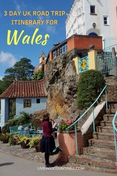The perfect Wales tour in 3 days - self guided road trip itinerary Scotland Travel Guide, Europe Travel Tips, Ireland Travel, Travel Usa, Places To Travel, Places To Visit, Scotland Trip, Travel Guides, Travel Destinations
