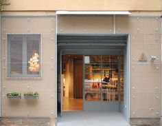 View full picture gallery of Deposito 54 Milan, Optical Shop, Keep The Lights On, Ideal Tools, How To Run Faster, First Home, Contemporary Architecture, Outdoor Decor, Window Frames