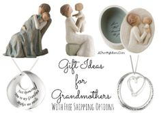 LOVE THESE gift ideas for Grandma, Gift Ideas for Grandmothers or Mothers, with free shipping options