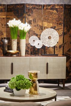 MODERN SIDEBOARD | ideas for a modern and luxury decor  | bocadolobo.com/ #modernsideboard #sideboardideas