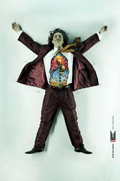 Inside Salvador Dali. low-brow-contemporary-art
