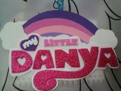 letrero personalizado pony's