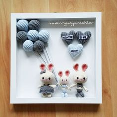 How to Make a Crochet Hat - Crochet Ideas Crochet Box, Crochet Baby Toys, Crochet Gifts, Crochet Animals, Cute Crafts, Diy And Crafts, Amigurumi Patterns, Crochet Patterns, Wedding Doll