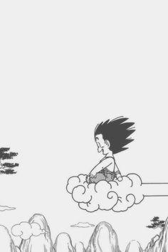 Goku & Nimbus / Sunday cruise