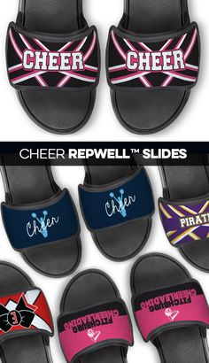 Our lightweight cheerleading Repwell® slide sandals are perfect for relaxing and letting feet breathe after competitions or games with the cushioned sole. Cheer Coaches, Cheerleading Gifts, Cheer Gifts, Traditional Tattoo Old School, Traditional Tattoo Flash, American Traditional, Neo Traditional, Geometric Tattoo Arm, Cheer Dance