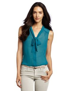 Sanctuary Clothing Women's Pussy Bow Blouse Sanctuary. $39.06. Button front. Machine Wash. Made in China. polyester. Bow detail