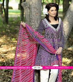 Designer Lawn by ZS Textile is available at SheStitch. Grab the dress now and stay fashionable till eternity!