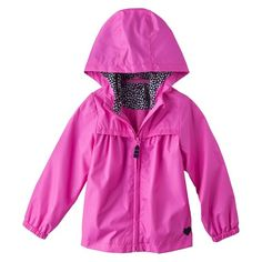 Just One You™ by Carter's® Infant Toddler Girls' Windbreaker Jacket 12 months