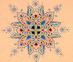 Münhaninin boyanması Degrade denilen kat kat boyama tarzıyla münhanileri renklendirebiliriz. Desenimiz iriliğine göre rengin kaç tonunu kull...