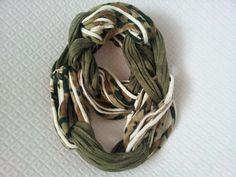 Foulard-collaret camuflatge