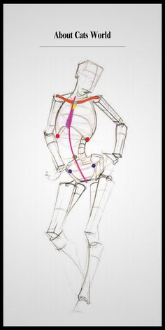 Body structure - the relationship between the spine and body mass # human knot . Figure Drawing Tutorial, Human Figure Drawing, Figure Drawing Reference, Anatomy Reference, Art Reference Poses, Anatomy Sketches, Anatomy Drawing, Anatomy Art, Drawing Lessons