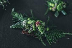 All green: bridal haar style| Dein Hochzeitsblog | green Wedding Inspiration | www.deinhochzeitsblog.com