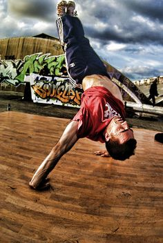 Hip-hop, Strong, Fitness
