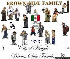 Brown Side Familia