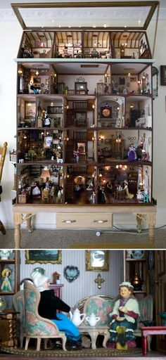 Amazing dollhouse