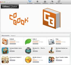 Apple déploie Editors' Choice (choix de la rédaction) dans son App Store