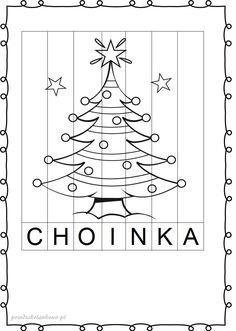 Preschool Christmas, Christmas Crafts, Winter Christmas, Worksheets, Puzzle, Paper Crafts, Education, Father Christmas, Christmas Design