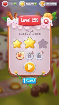Pastry Mania 2 - game ui