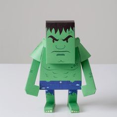 Hulk, $18, now featured on Fab.