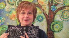 How God Speaks to Me in Art Journaling. Valerie Sjodin
