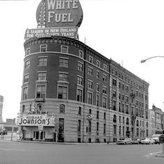 Kenmore Square, Boston, MA, 1962