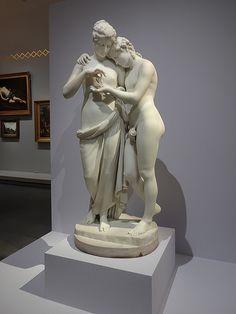 Eros et Psychè, Musée du Luxembourg