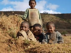 Les copains d'abord; Madagascar