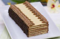 Cum să pregăteşti celebrul tort Doboş! Reţeta e simplă, cu puţine ingrediente şi e gata în câteva minute | Food a1.ro